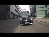 BRABUS Business Lounge 2016 for Mercedes-Benz Sprinter