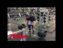 Дэвид Траутт, тяга 370 кг