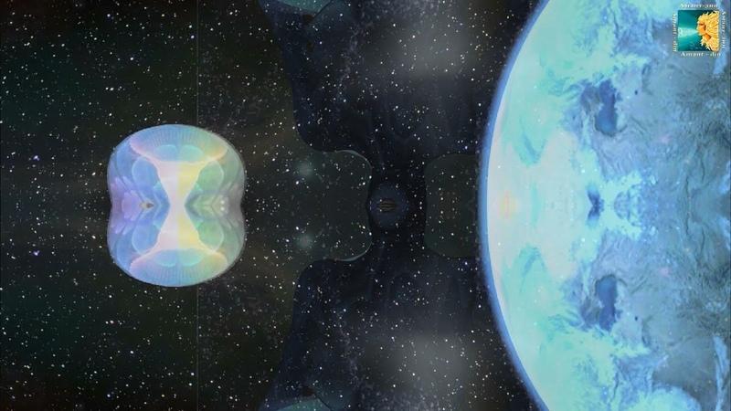Теория Спонтанной эволюции Синее Солнце