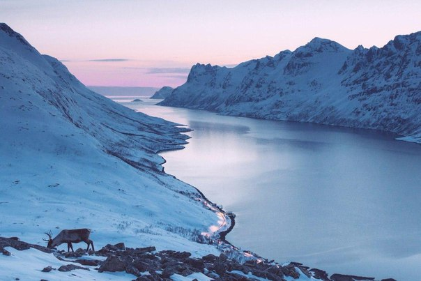 Роскошные пейзажи Норвегии - Страница 2 CbpvmdZ3Jpk