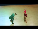 Marius-Andrei Balan - Khrystyna Moshenska - Night of Stars 2018 by Abraham Martinez - Showcase