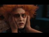 безумцы всех умней отрывок из фильма Алиса в Стране чудес (фильм, 2010)