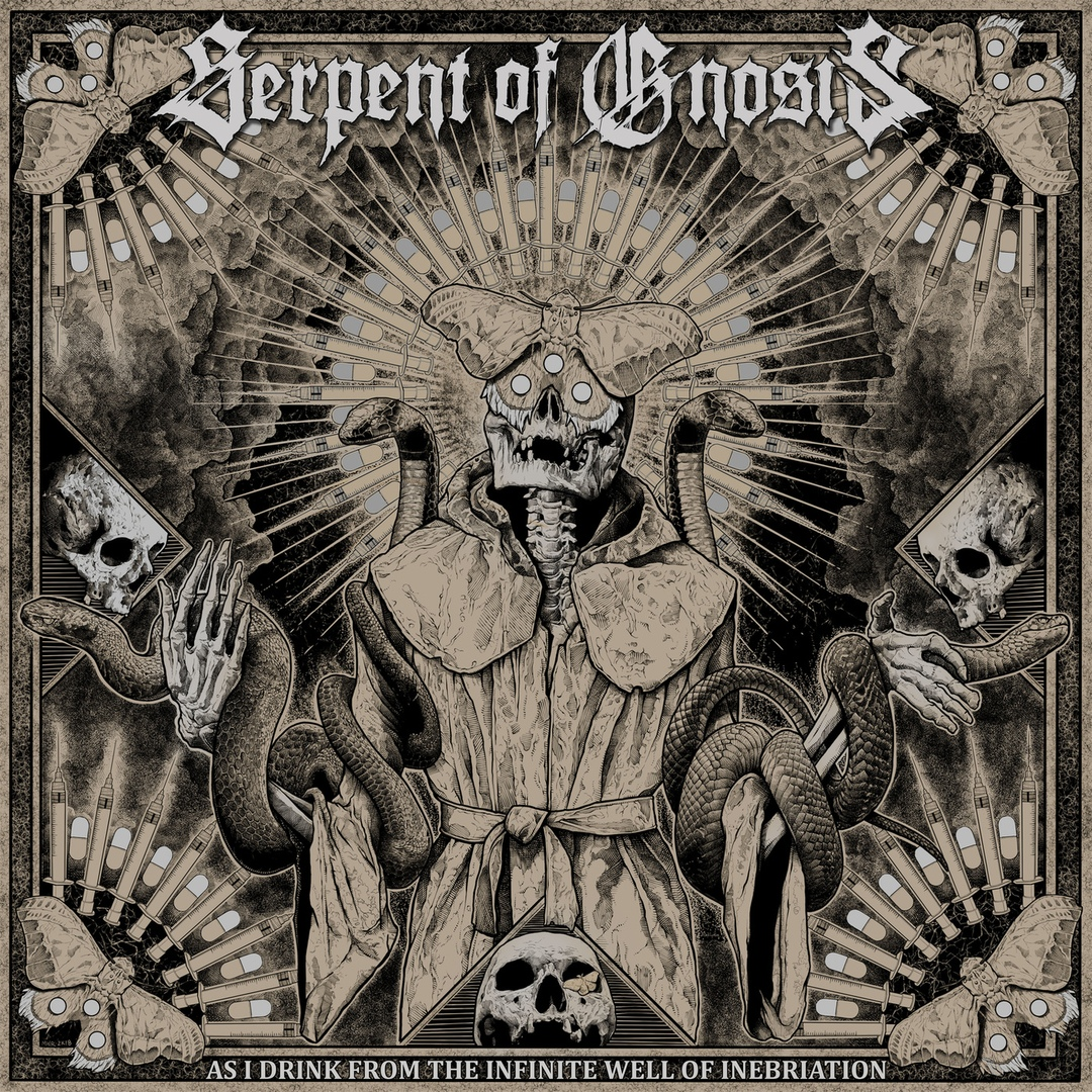 Serpent Of Gnosis - The Colorless Capsules [single] (2019)