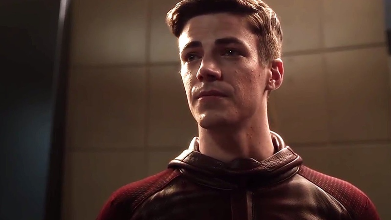 Barry Reunites Future Team Flash - The Flash 3x19