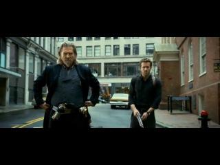 Призрачный Патруль (2013) Дублированный трейлер кино кадры тор рэд пипец астрал 2 астрал заклятие ридик 2013