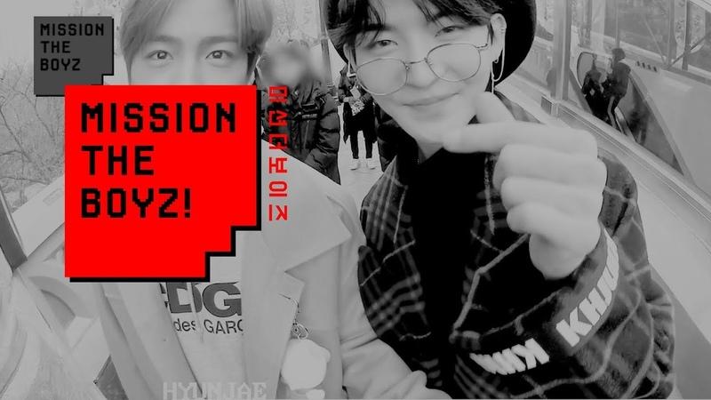 [MISSION THE BOYZ] 2019 황금돼지편(Golden Pig SP) ep.1 (EN/JP)