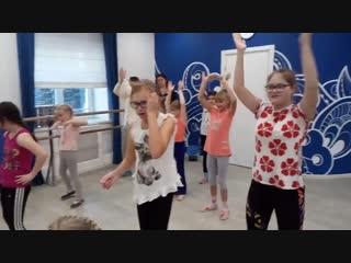 Территория Танца. Занятия с детьми с ограниченными возможностями здоровья