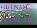 Vinpearl Land Vietnam Nha Trang Вьетнам Винперл Нячанг Колесо Обозрения Фонтаны Аквапарк Зоопарк