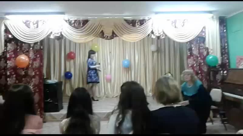 Айдана Меденова - Менімен биле (10.03.2019 г.)