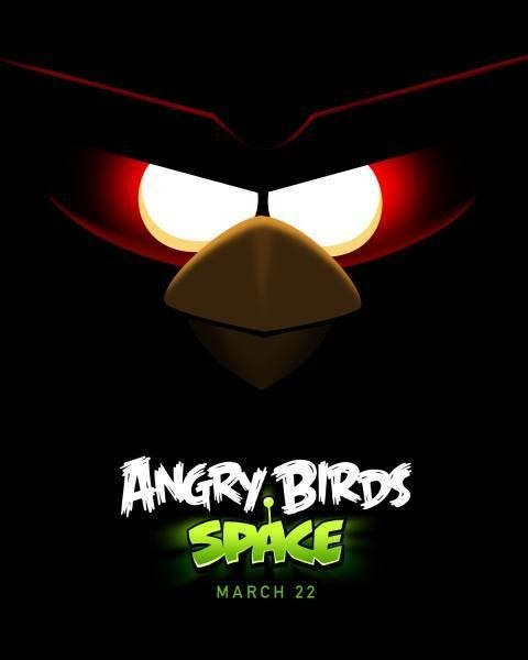 Angry Birds: Angry Birds Space