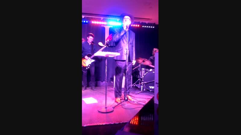 Mark Hummel - Blues stop knockin (Jam Club Moscow 09.11.2018)