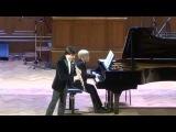 П.Сарасате. «Сартанелла» Артур Назиуллин (кларнет), фортепиано Александр Малофеев