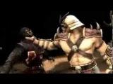 Мортал Комбат 9: Секретное Фаталити (прикол)