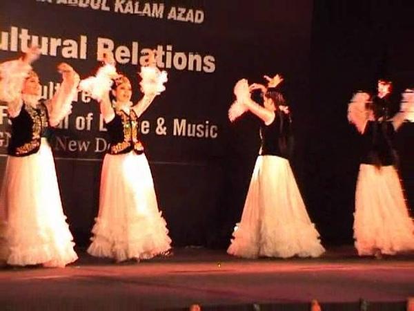 Kazakh Dance in India