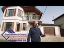 Большой новый дом в Анапе по индивидуальному проекту с газовым отоплением