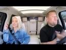 Carpool Karaoke BONUS_ Christina Aguileras Fall In Line