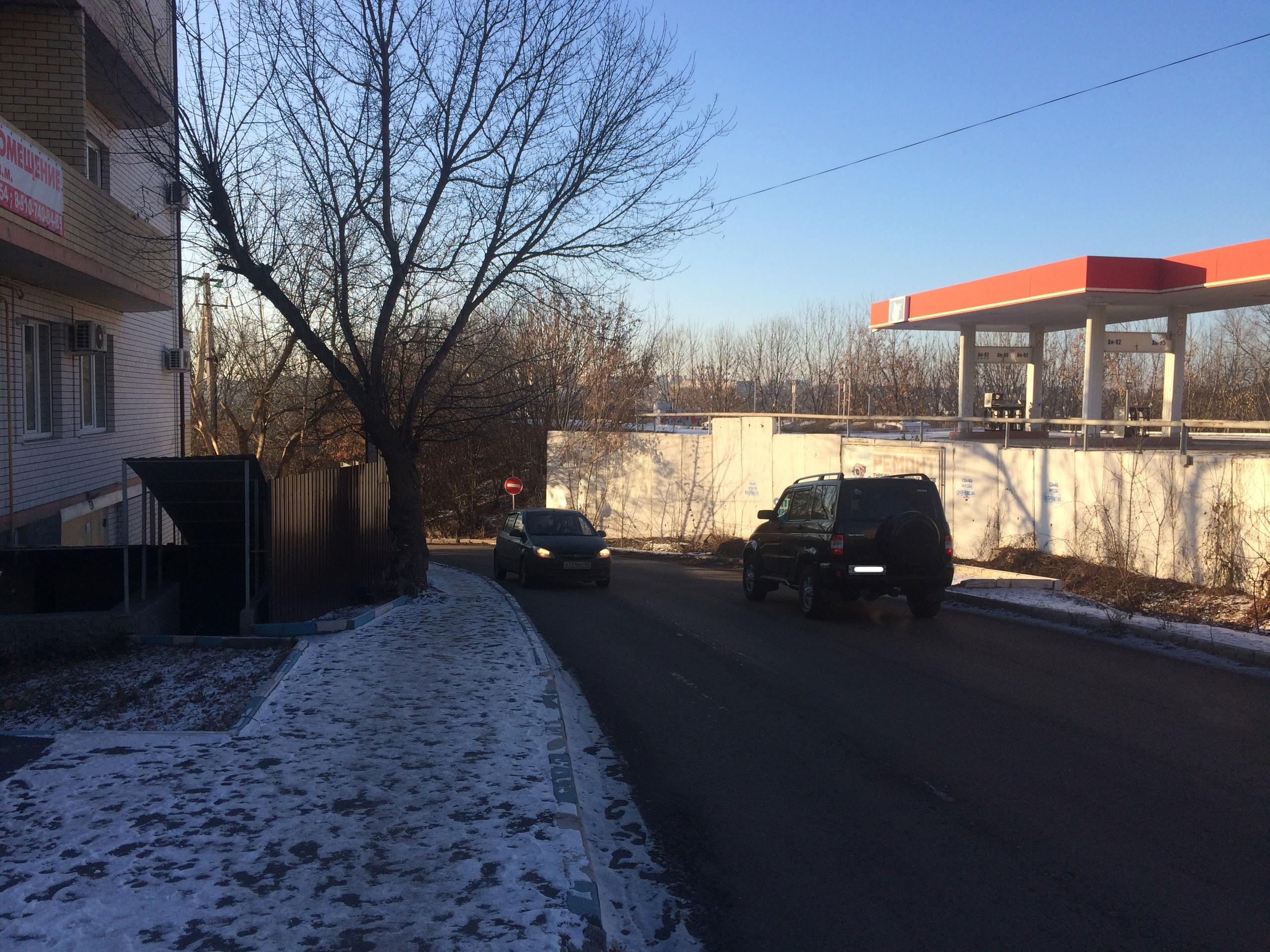 В Курске закрыли на зиму «пьяную дорогу»