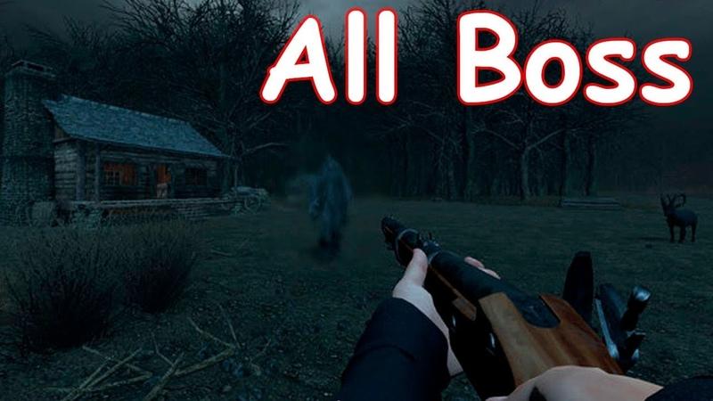 ВСЕ БОССЫ Witch Hunt all boss! Охота на ведьм Все боссы!