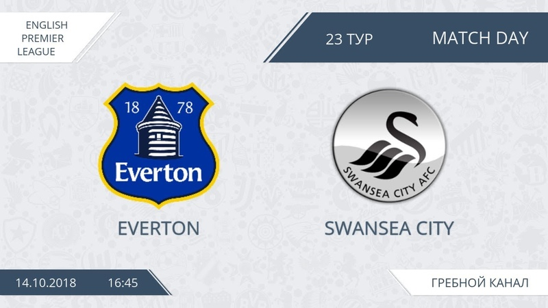 Everton 23 Swansea City, 23 тур (Англия)