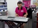 Продавец жжёт real импровизация синтезатор YAMAHA за 70 000 р.