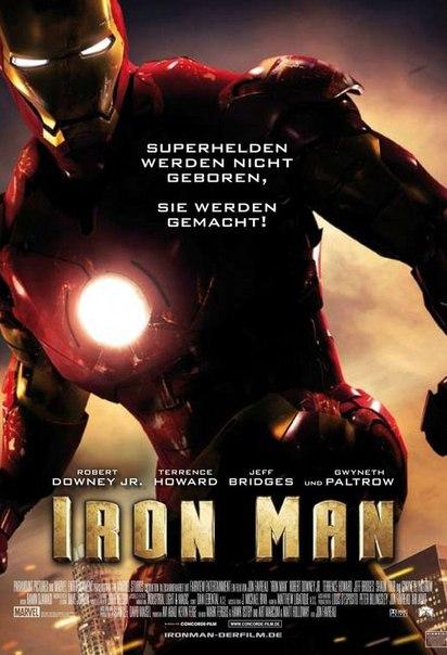 Железный человек (Все части).