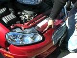 Chrysler concorde front bumper removal