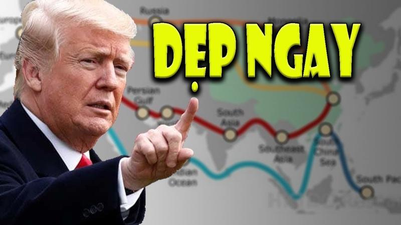 Học giả Đỗ Thông Minh: Chiến lược của Trump làm phá sản kế hoạch Một vành đai - Một con đường của TQ
