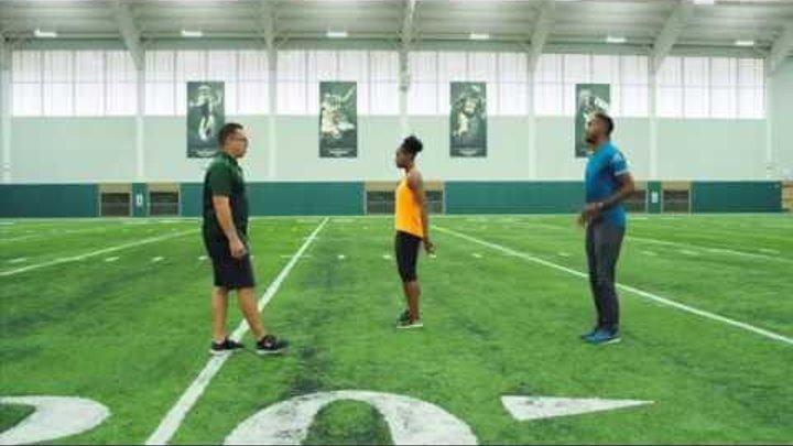 Спец упражнения для развития жесткости и упругости ног