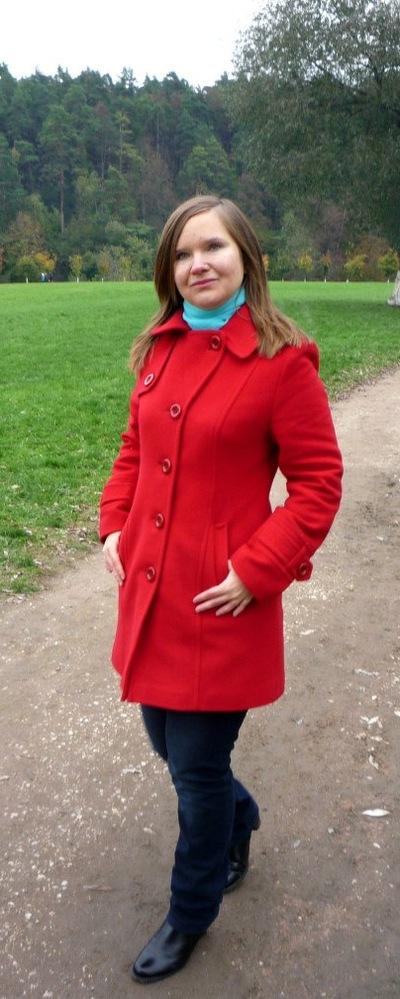 Екатерина Бусахина, 22 ноября 1990, Электросталь, id19949256