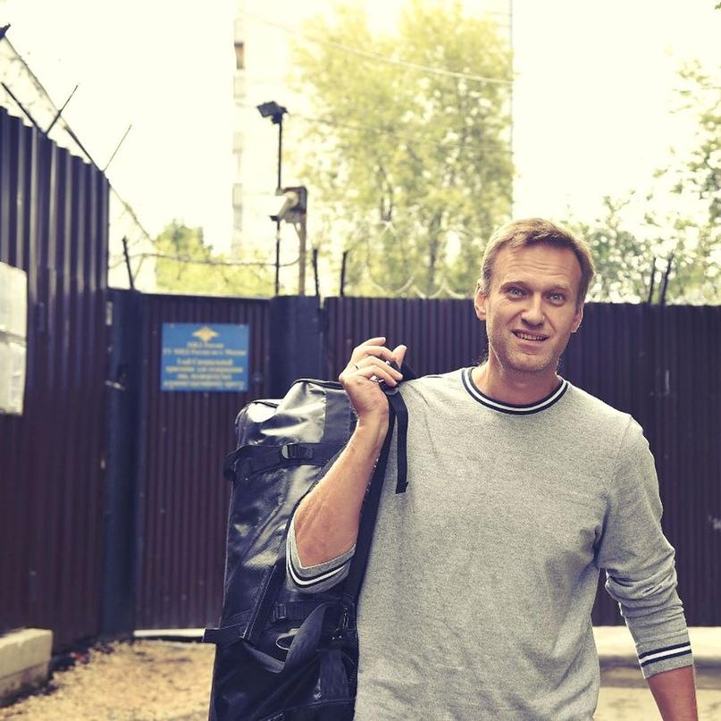 Алексей Навальный: Original: https://www.instagram.com/p/BzxTvrvF31G/