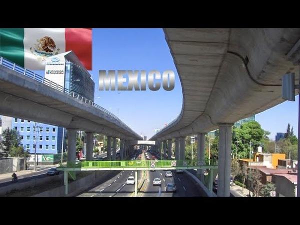 Las Construcciones Más Sorprendentes de México Megaestructuras Viales de la Ciudad de México