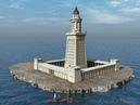 Александрийский маяк 7 чудо света The Lighthouse of Alexandria 7 Wonder of the World
