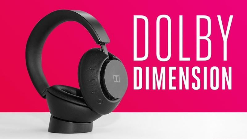 Dolby Dimension Review $600 headphones for your living room