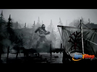 RUNE Teaser Trailer (New Open World Vikings RPG) 2018.mp4