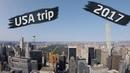 2017 USA trip - New York, Wildwood, Columbus, Las Vegas, Los Angeles, San Francisco