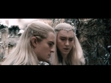 Thranduil. Once upon in Mirkwood. Song Once upon on December male version.
