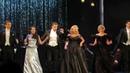 Артисты театра музыкальной комедии Так учит нас Париж из оперетты Веселая вдова