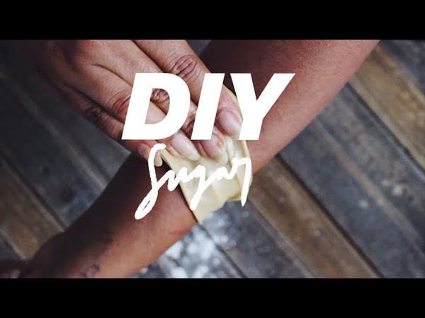 DIY SUGAR WAX FOR BEGINNERS | Hair Removal Hack | abetweene