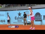 Maria Sharapova Vs Samantha Stosur WTA Mutua Madrid Open 2014 3R Full Match