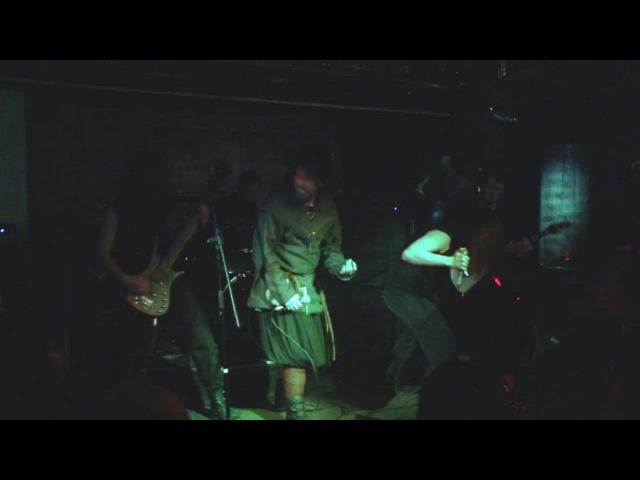 Хёнир feat. Veritamorph - Дикая охота (live in ROCKOT, 26 May 2017, Tomsk)