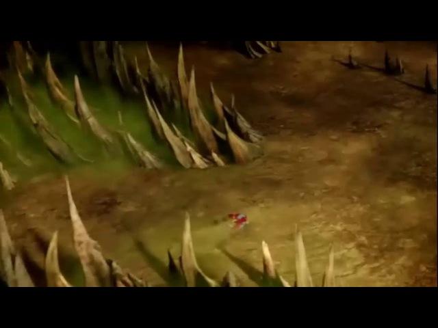 Legends of chima - episode 3 warior within Легенды чимы - воин внутри