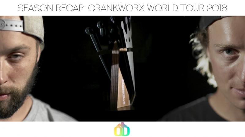 Season recap Crankworx World Tour 2018