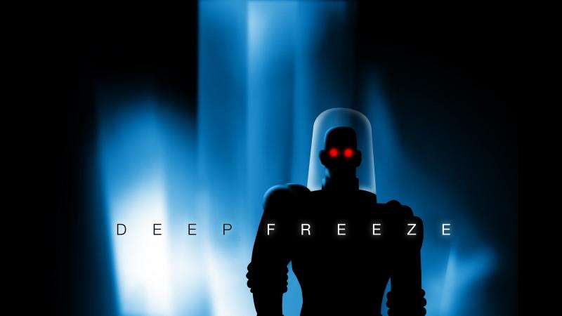 Batman The Animated Series s02e19 Глубокая заморозка Мёртв внутри Deep Freeze