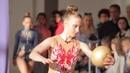 Выступление по художественной гимнастике Дом Москвы 2019