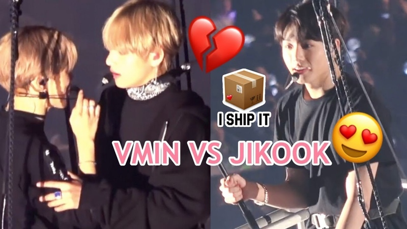 VMIN OR JIKOOK | WHO IS JEALOUS WITH VMIN AND JIKOOK | BTS SHIPPERS