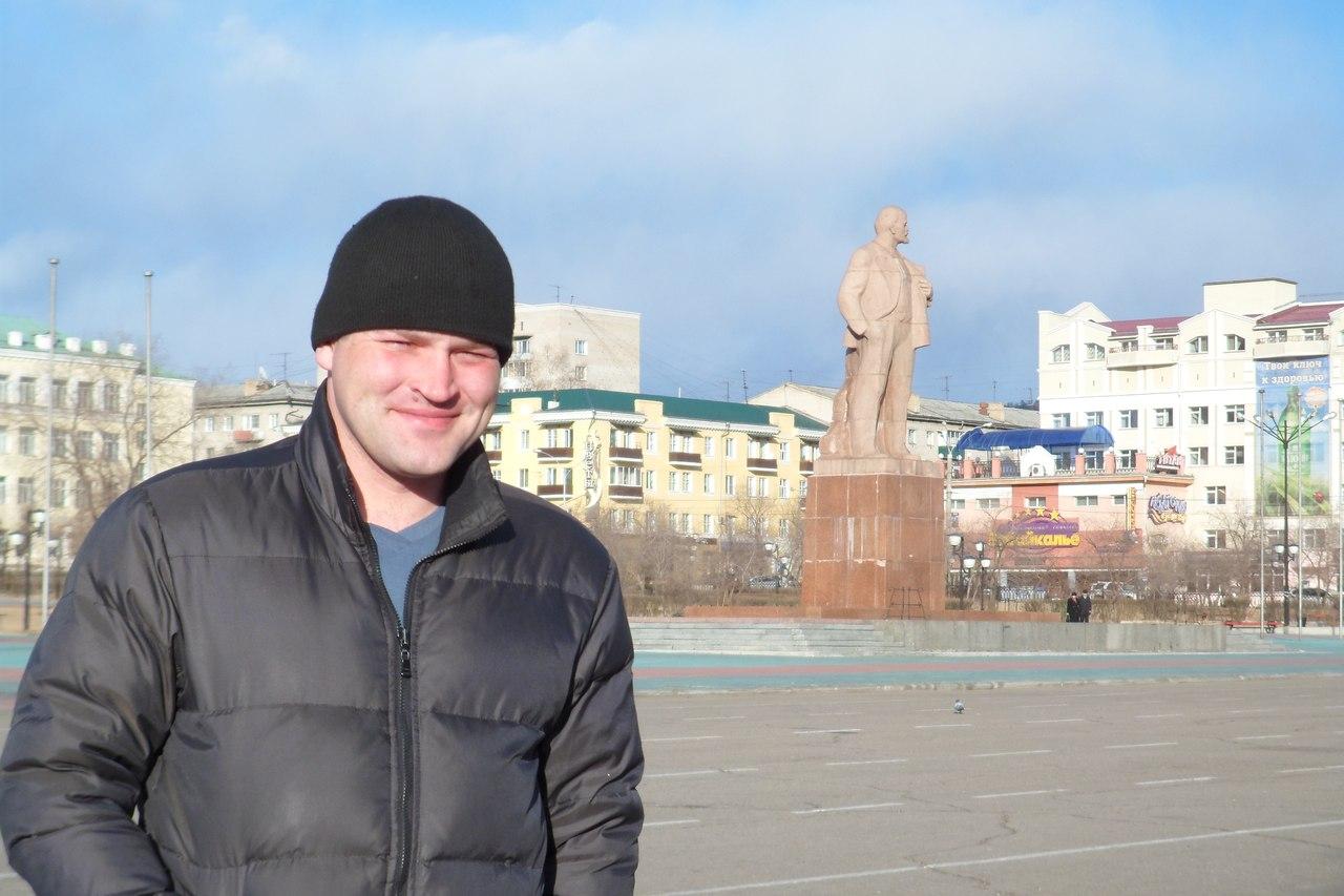 Алексей Дарменко, Селенгинск - фото №1