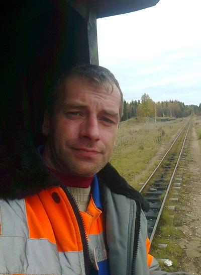 Андрей Луговской, 8 мая 1977, Архангельск, id137501323