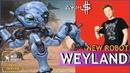 War Robots Weyland Робот который ремонтирует всех вокруг
