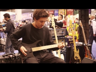 NAMM 2016 Plini Live At The Dunlop Booth (Part 2)