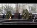 Открытие мемориала славы защитникам территориальной целостности